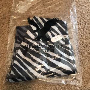 aerie animal print athletic leggings